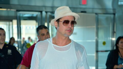 Brad Pitt cherche du réconfort auprès du père d'Angelina Jolie, elle est furieuse