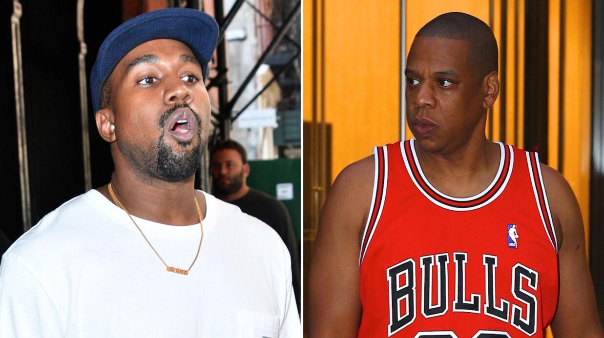 Kanye West en veut à Jay Z de l'avoir ignoré après l'agression de Kim Kardashian
