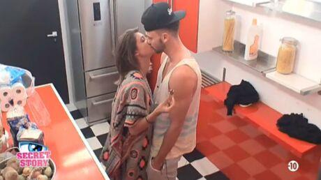 Secret Story 10: l'étonnante technique de Mélanie et Bastien pour que leurs ébats sexuels ne soient pas diffusés