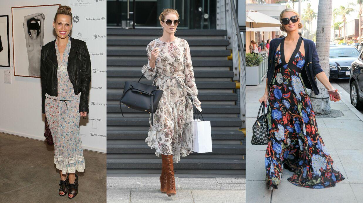 Shopping mode: notre sélection de robes longues fluides pour l'automne