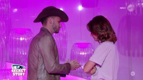 Secret Story 10: choisi par le public pour intégrer l'Hôtel des Secrets, Bastien refuse d'y aller sans Mélanie