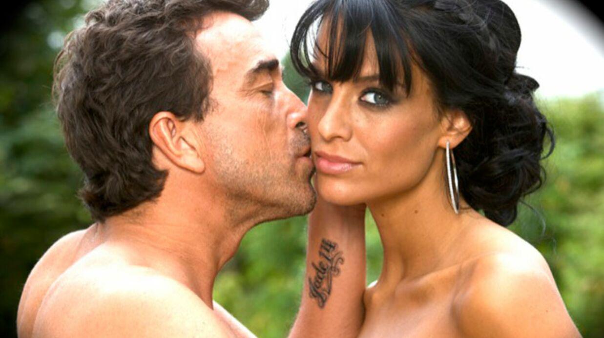 Arnaud Lagardère se fait tatouer le nom de Jade Foret