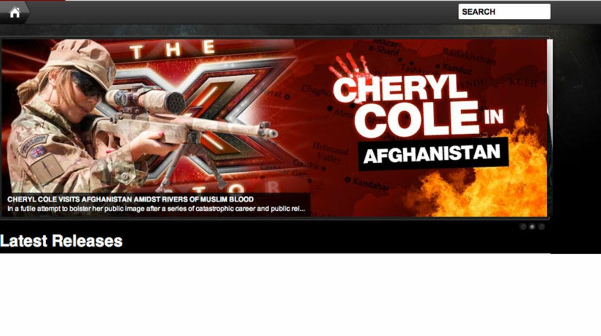Cheryl Cole menacée de mort par Al Qaida