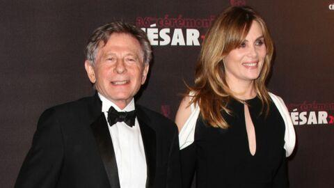 Roman Polanski va tourner une comédie érotique avec Emmanuelle Seigner
