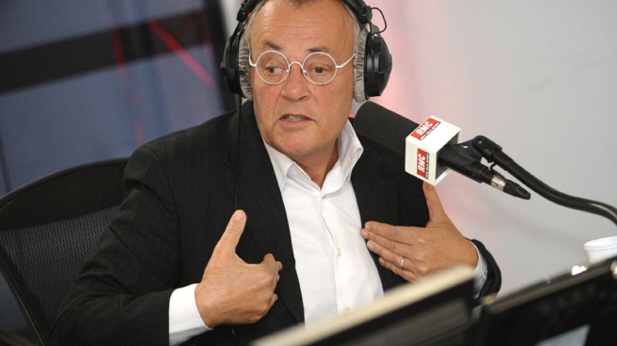 Jean Roucas règle ses comptes avec Guy Bedos et s'attaque à Antoine de Caunes