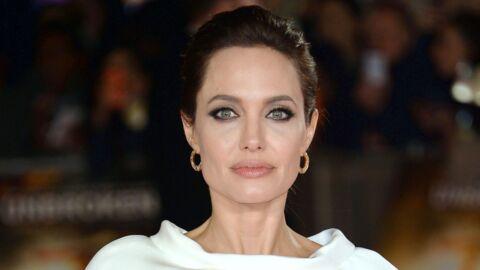 Angelina Jolie: sa première déclaration après l'annonce de son divorce d'avec Brad Pitt