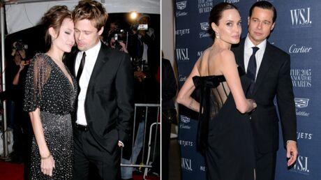 PHOTOS Angelina Jolie et Brad Pitt: retour sur 12 ans d'amour