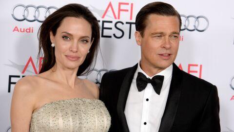 Angelina Jolie et Brad Pitt divorcent: elle a dit stop!
