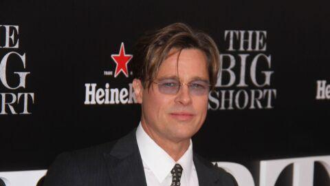 Brad Pitt: après la demande de divorce d'Angelina, il réagit