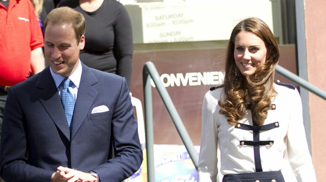 Kate et William apportent leur soutien à Birmingham