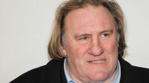 Gérard Depardieu porte plainte contre l'automobiliste qu'il a frappé
