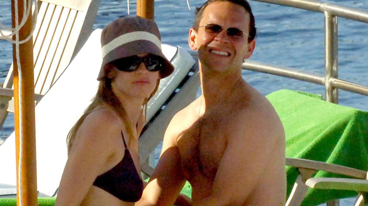 Hilary Swank s'est séparée de son compagnon John Campisi