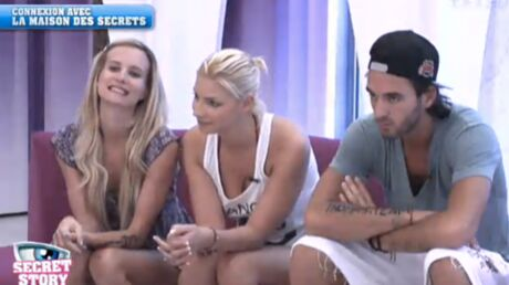 Secret Story 6 : Julien, Virginie, Audrey et Thomas nominés