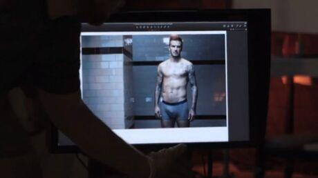 VIDEO Les coulisses de la nouvelle campagne H&M de David Beckham