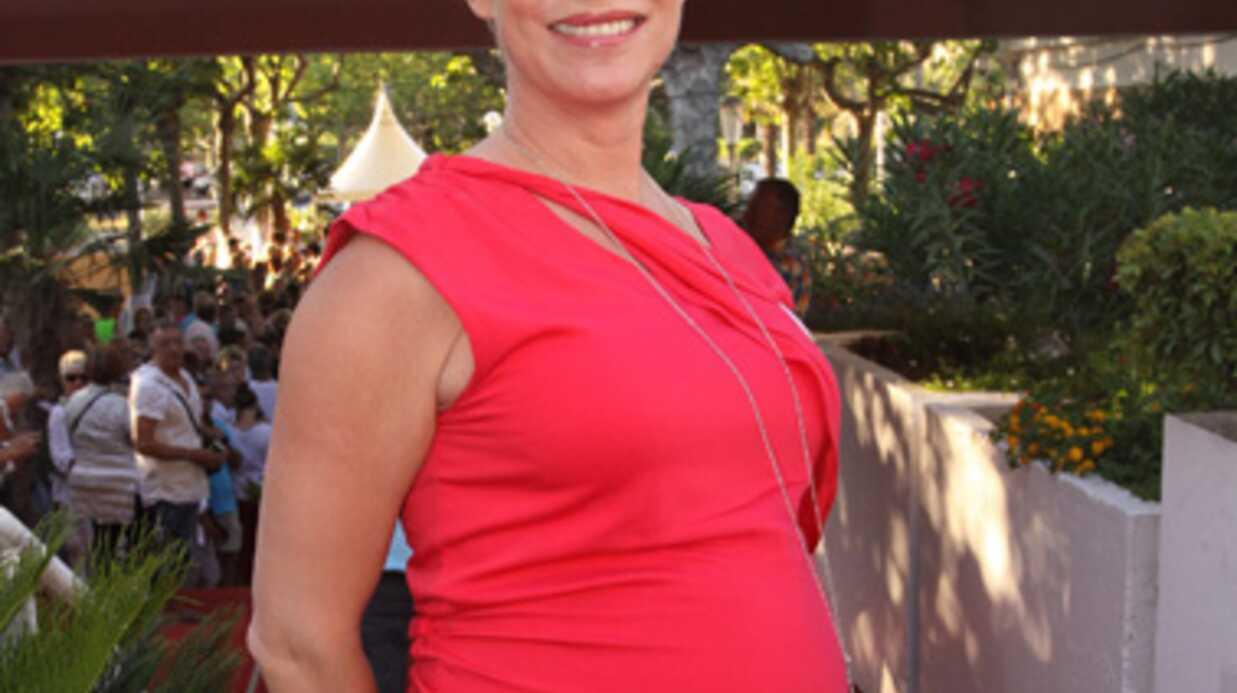 Rebecca Hampton (Plus belle la vie) a donné naissance à une fille