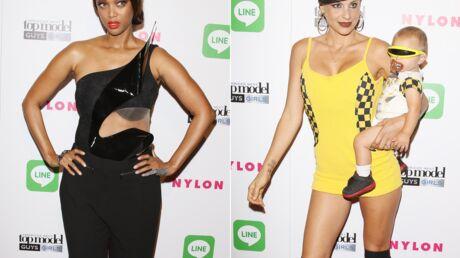 PHOTOS Le look raté du jour: Tyra Banks et (quasiment) tous les invités de la soirée ANTM