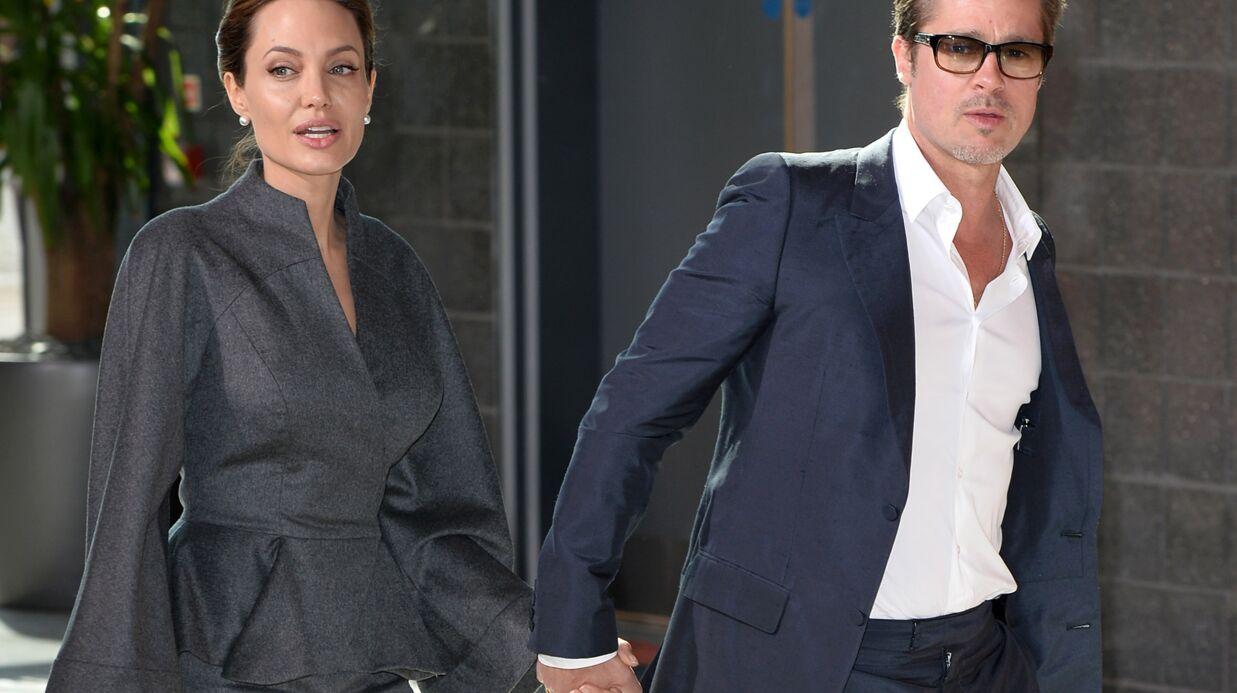 Brad Pitt: les révélations fracassantes de son médium sur son couple avec Angelina Jolie