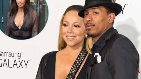 Mariah Carey se séparerait de Nick Cannon à cause de… Kim Kardashian