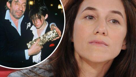 Charlotte Gainsbourg raconte son enfance rendue très particulière par ses célèbres parents