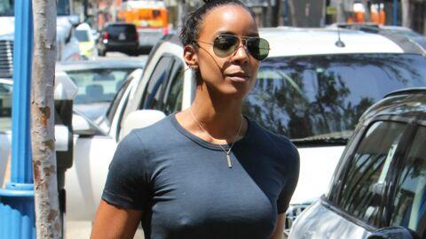 PHOTOS Kelly Rowland se balade sans soutien-gorge dans les rues de Los Angeles