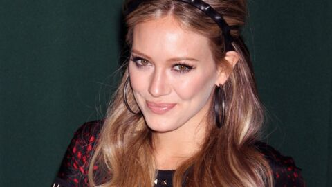 Hilary Duff garde un bout de nombril de son fils