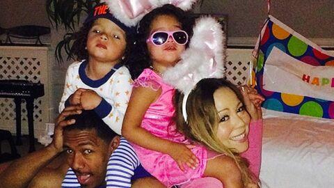 PHOTOS L'incroyable fête de Pâques de Mariah Carey
