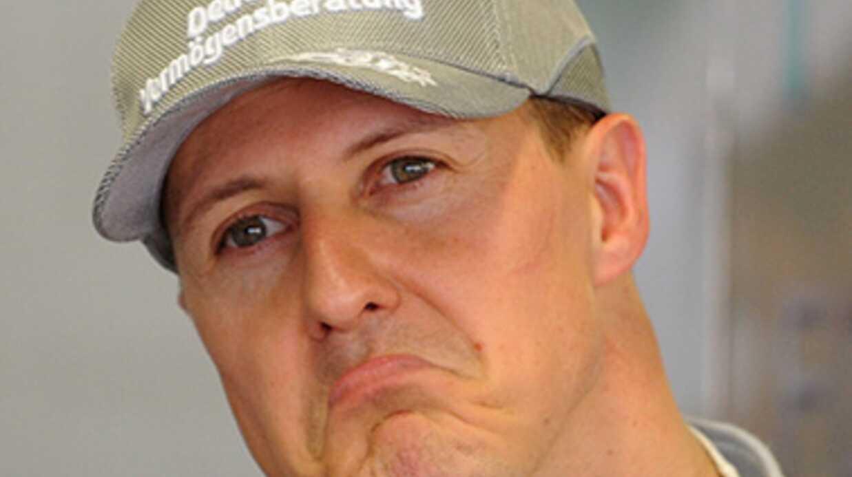 Michael Schumacher: un Espagnol porte plainte contre lui
