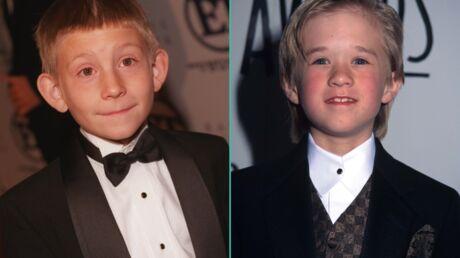 DIAPO Ces enfants stars devenus adultes: ils ont bien changé