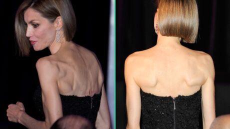 PHOTOS Letizia Ortiz: sa maigreur provoque l'inquiétude en Espagne