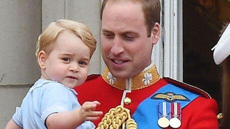 Le prince William parle de la paternité et de son amour absolu pour son fils George