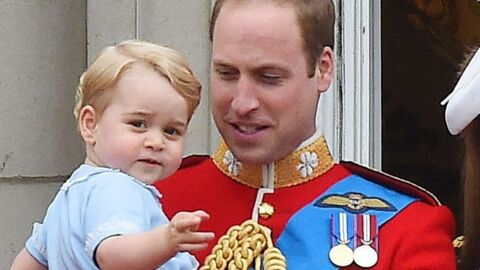 Le prince William parle de la paternité et de son amour absolu pour son fils George