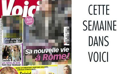 C'est dans Voici: Philippe Lellouche et Vanessa Demouy se séparent