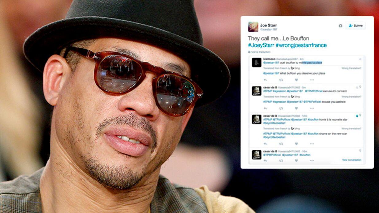 Confondu avec JoeyStarr, un humoriste américain se fait insulter par des fans de Cyril Hanouna