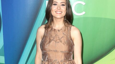 Megan Boone, star de The Blacklist, présente sa fille