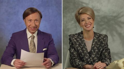 France 2 relooke ses stars en speakerines des années 60 et ça vaut le détour!