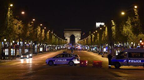 Fusillade aux Champs-Élysées: les stars rendent hommage aux victimes