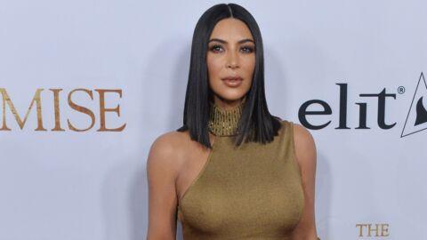 Kim Kardashian se prend pour la vierge et choque ses fans