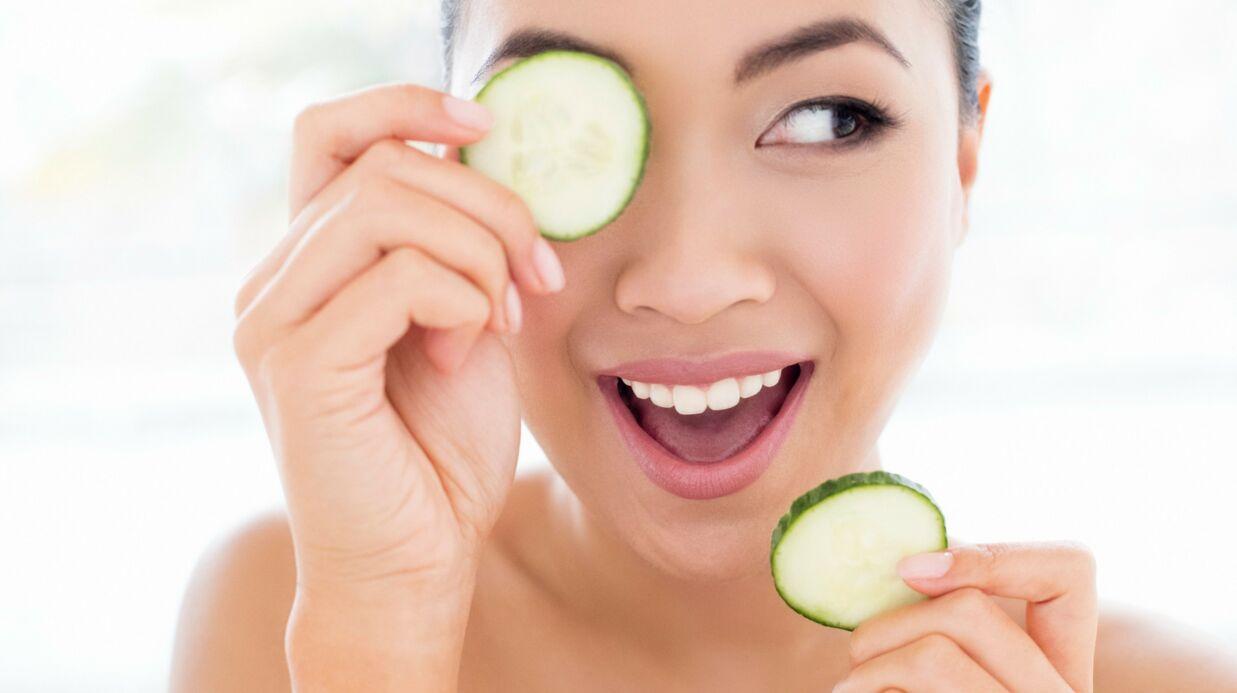 Mange tes légumes: le vert s'invite en cosméto