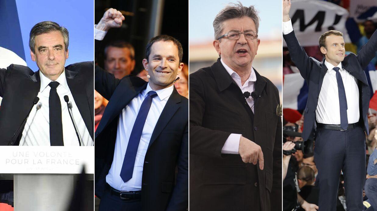 PHOTOS Pour quel candidat à la présidentielle voteront les people?