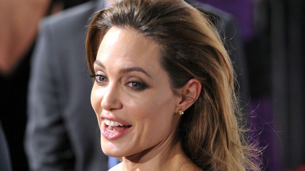 Le drôle de cadeau d'anniversaire d'Angelina Jolie à Brad Pitt