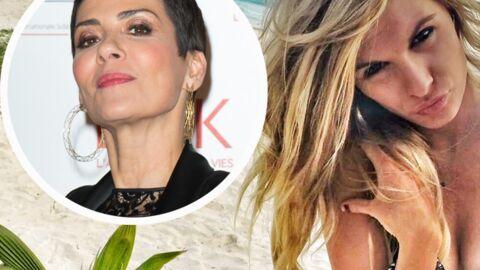 Une participante des Reines du shopping balance sur l'attitude de Cristina Cordula