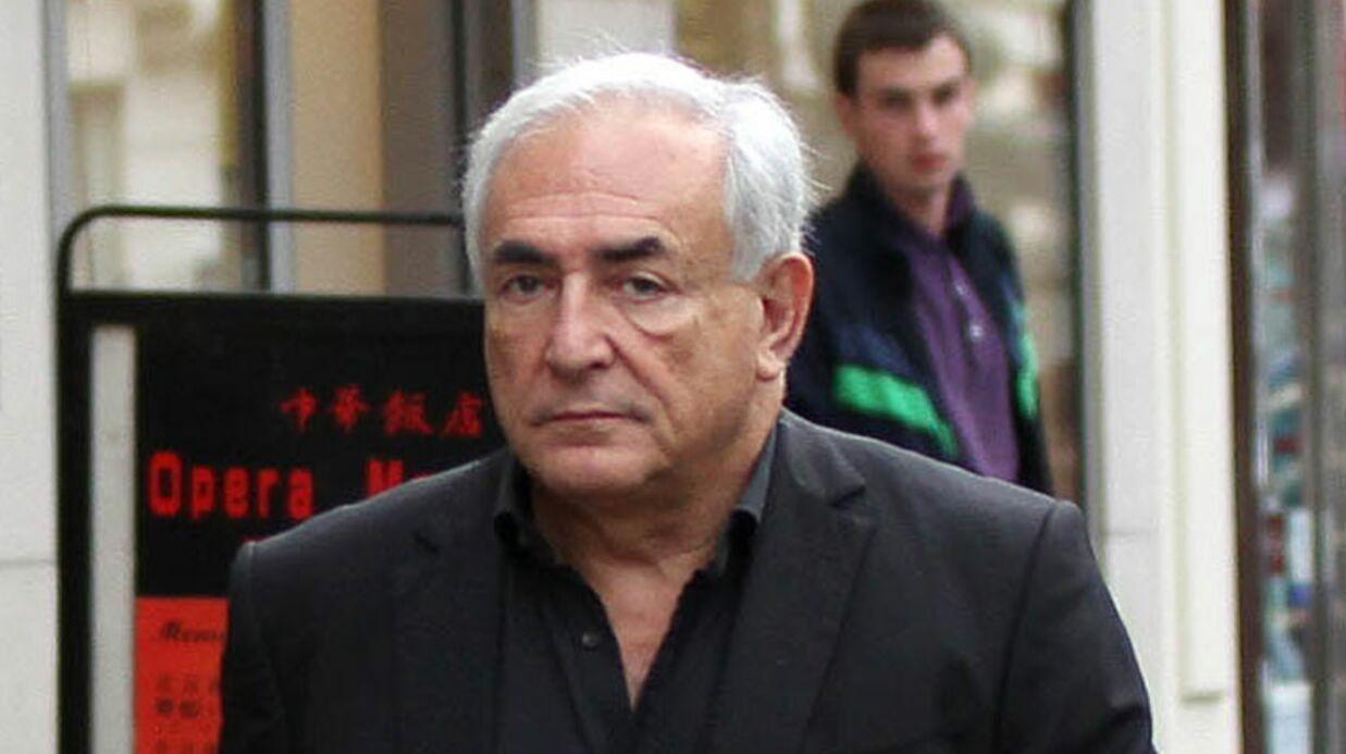 DSK entendu à Lille dans l'affaire du Carlton