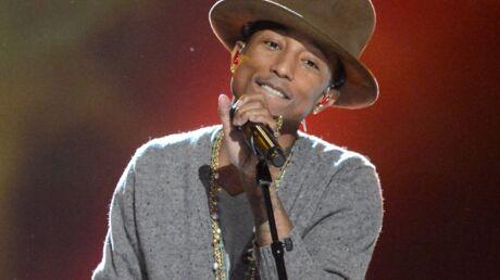 Pharrell Williams met son fameux chapeau aux enchères pour la bonne cause