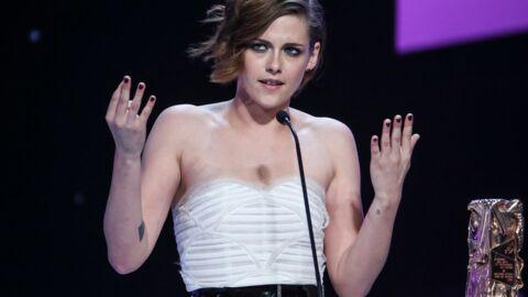 Kristen Stewart, première américaine césarisée!
