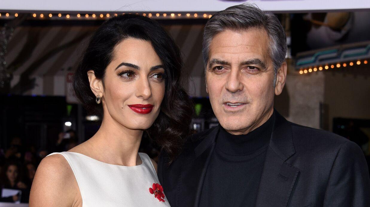 George Clooney «nerveux» à l'idée de devenir papa: il a déjà pris ses bonnes résolutions