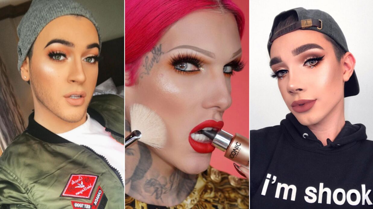 Maquillage : James Charles, Manny Gutier­rez, Jeffree Star…­notre top 5 des youtu­beurs beauté