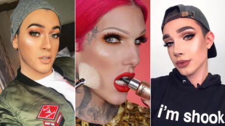 Maquillage: James Charles, Manny Gutierrez, Jeffree Star…notre top 5 des youtubeurs beauté