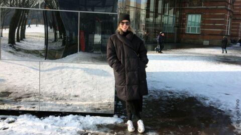 Mode #le-défi-de-Virginie: comment porter une doudoune XXL sans avoir l'air d'un sac?