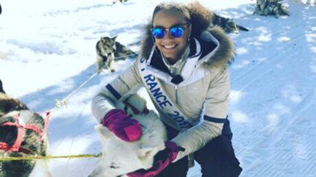 PHOTOS Alicia Aylies: les premières vacances au ski de Miss France 2017