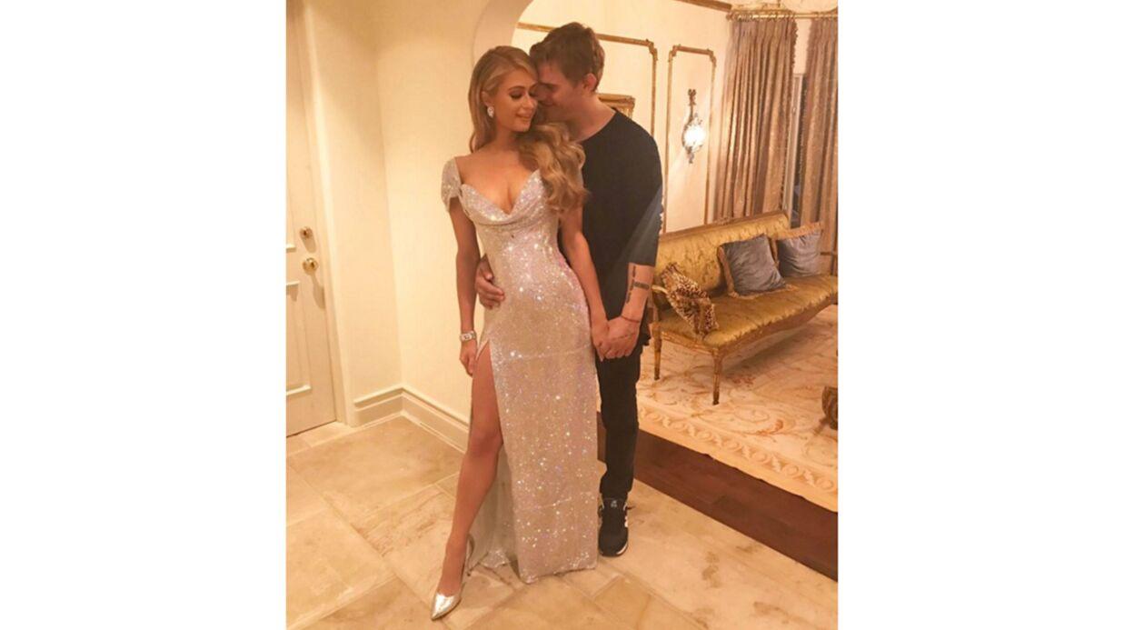 Paris Hilton en couple avec Chris Zylka, l'acteur de la série The Leftovers